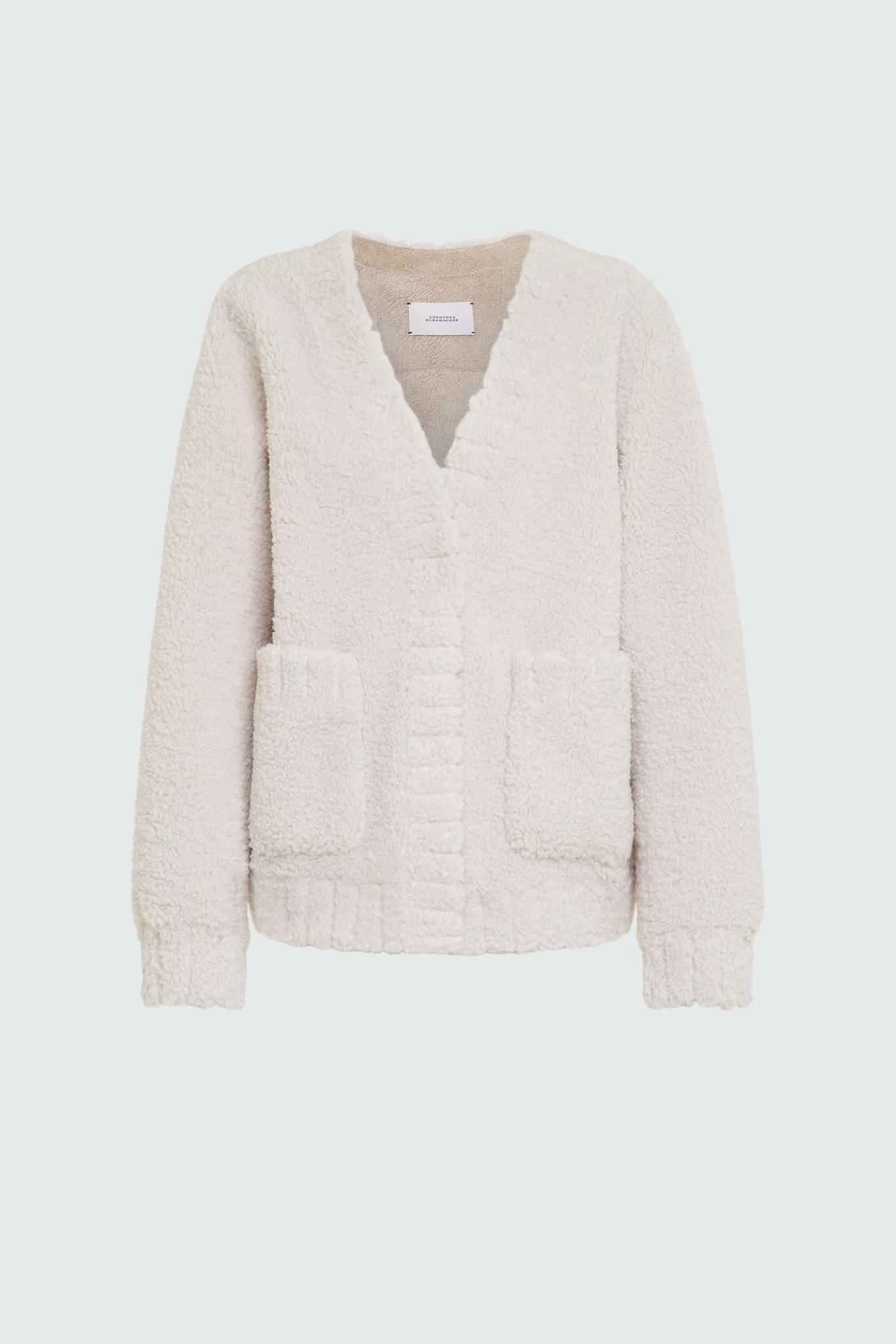 Twist On shearling jacket Dorothee Schumacher-3