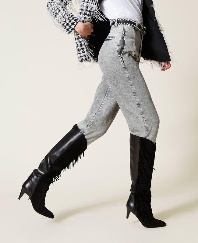 Jeans twin-set 212TP227C-2