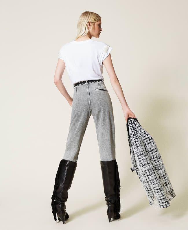 Jeans twin-set 212TP227C-3