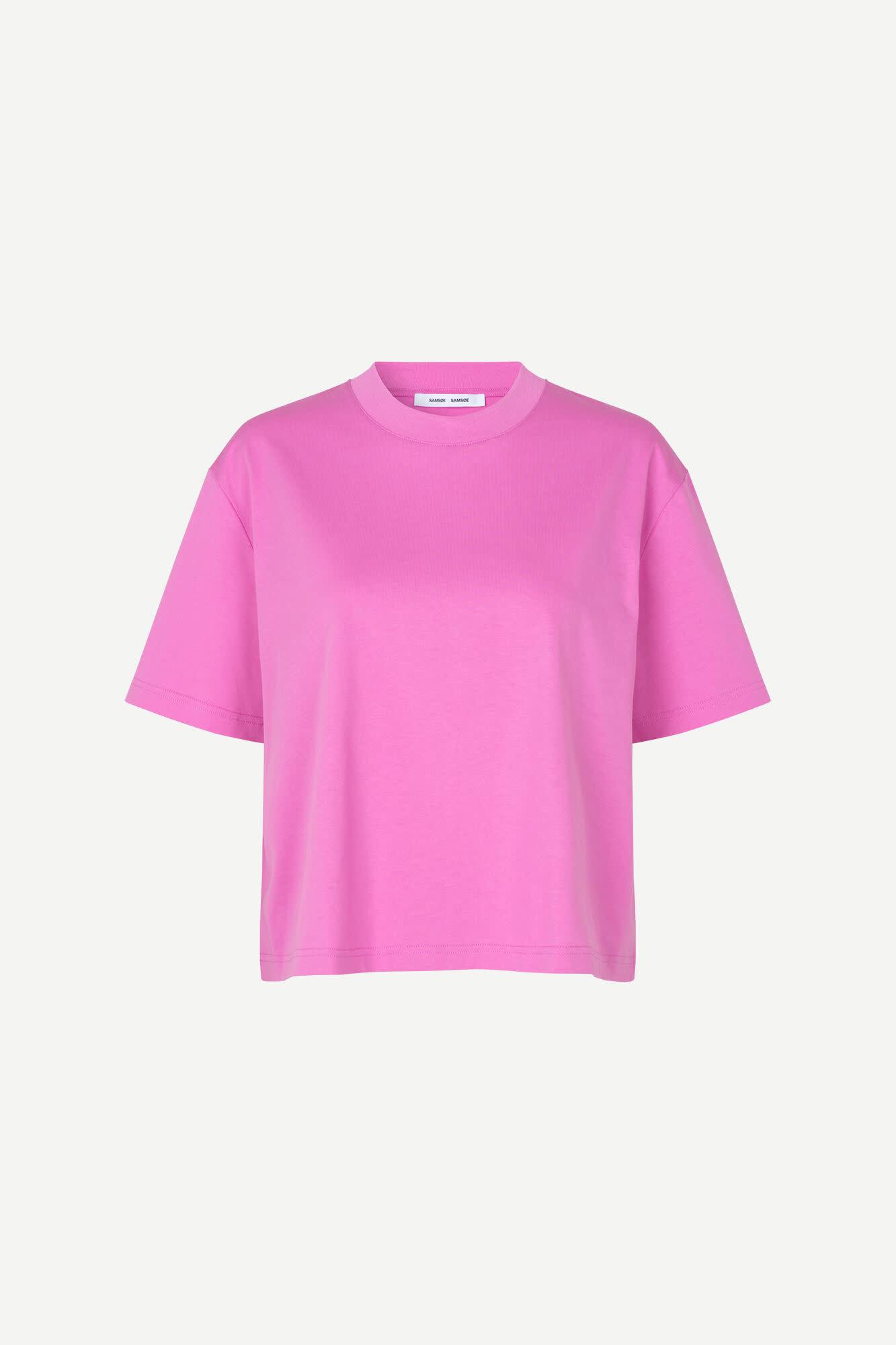 Chrome t-shirt Samsoe Samsoe-1