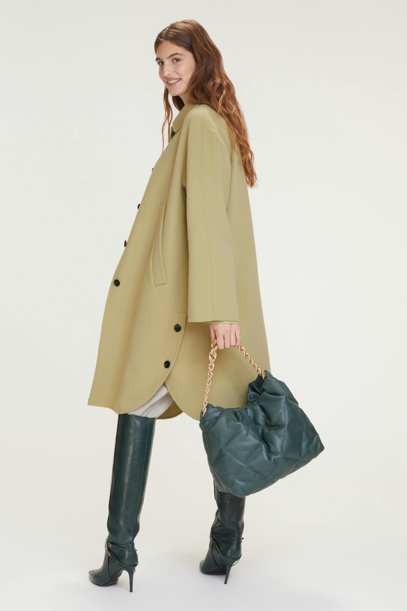 Slouchy Ease coat Dorothee Schumacher-1
