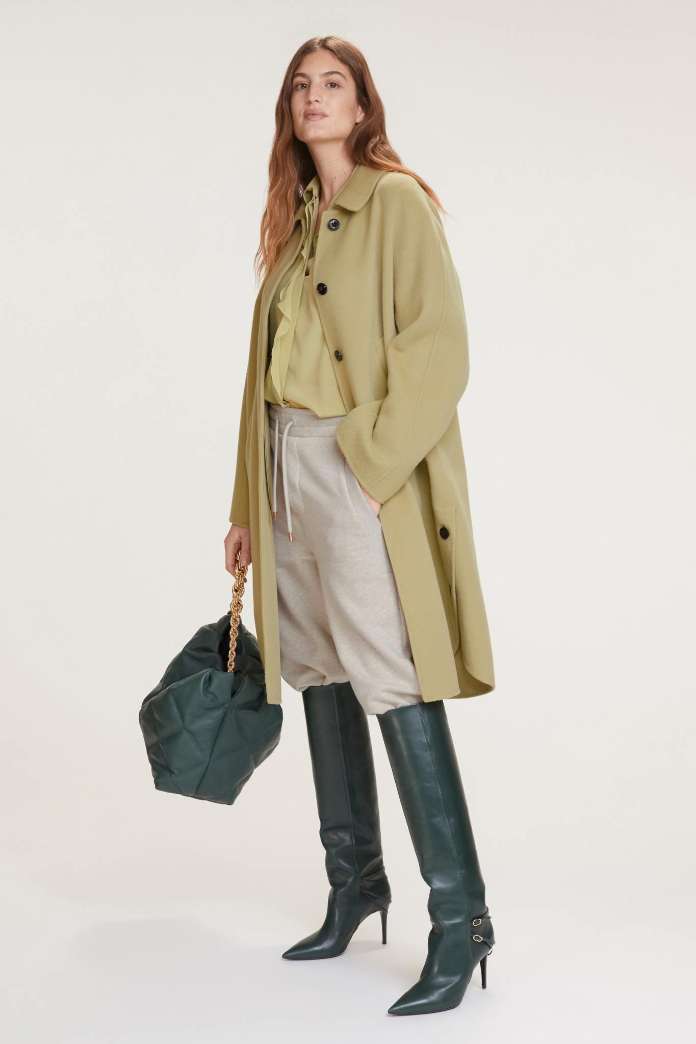 Slouchy Ease coat Dorothee Schumacher-3