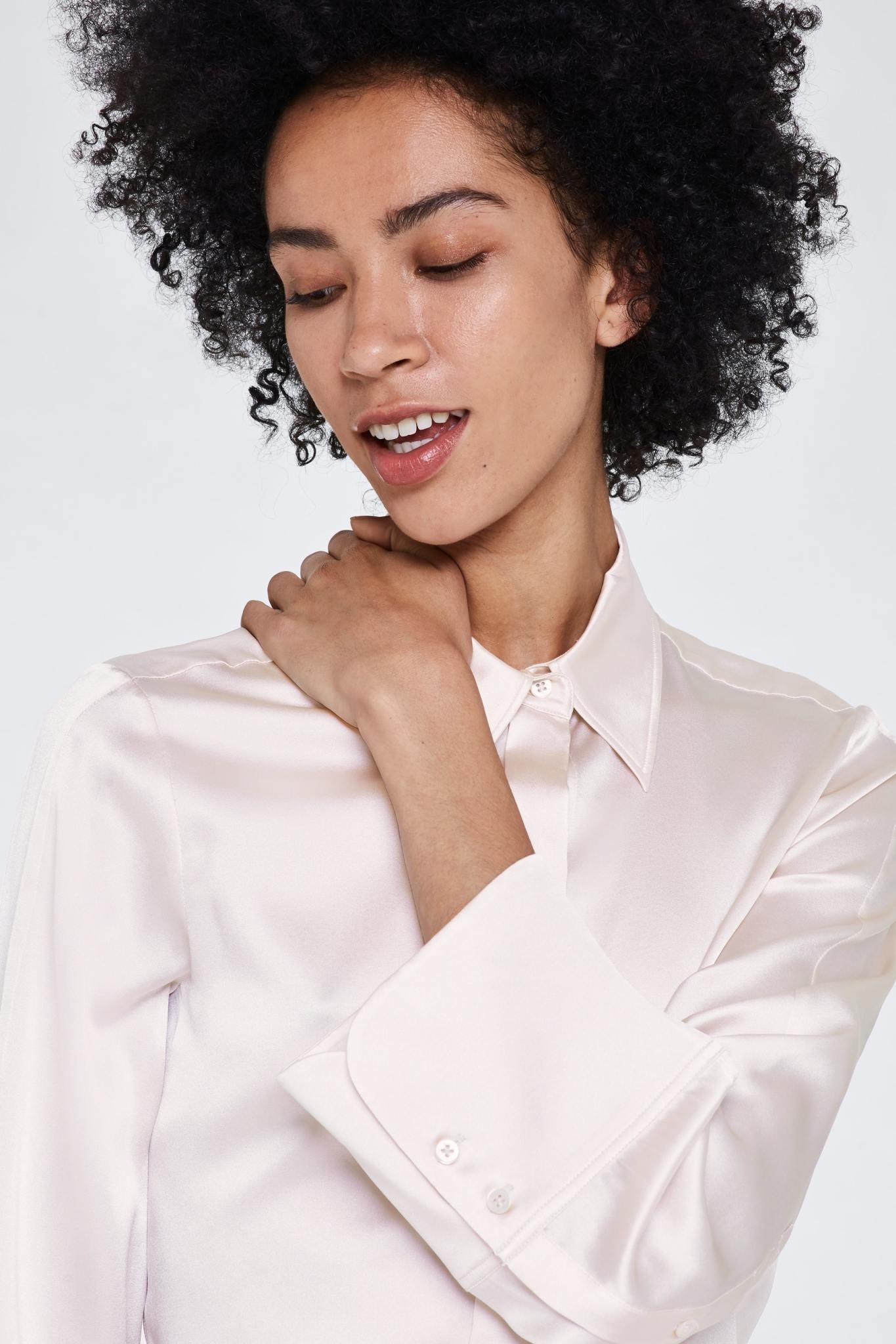 Sense of Shine blouse Dorothee Schumacher-3