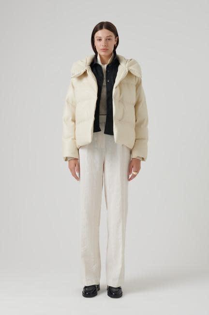 Patricia coated jacket Jakke-1