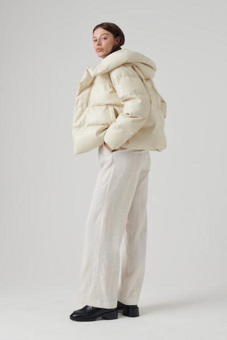 Patricia coated jacket Jakke-3