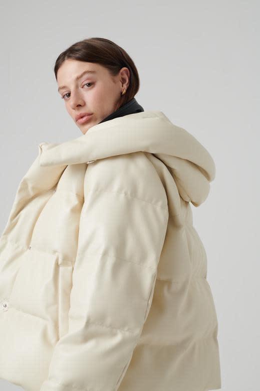 Patricia coated jacket Jakke-2