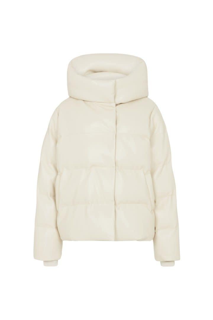 Patricia coated jacket Jakke-4
