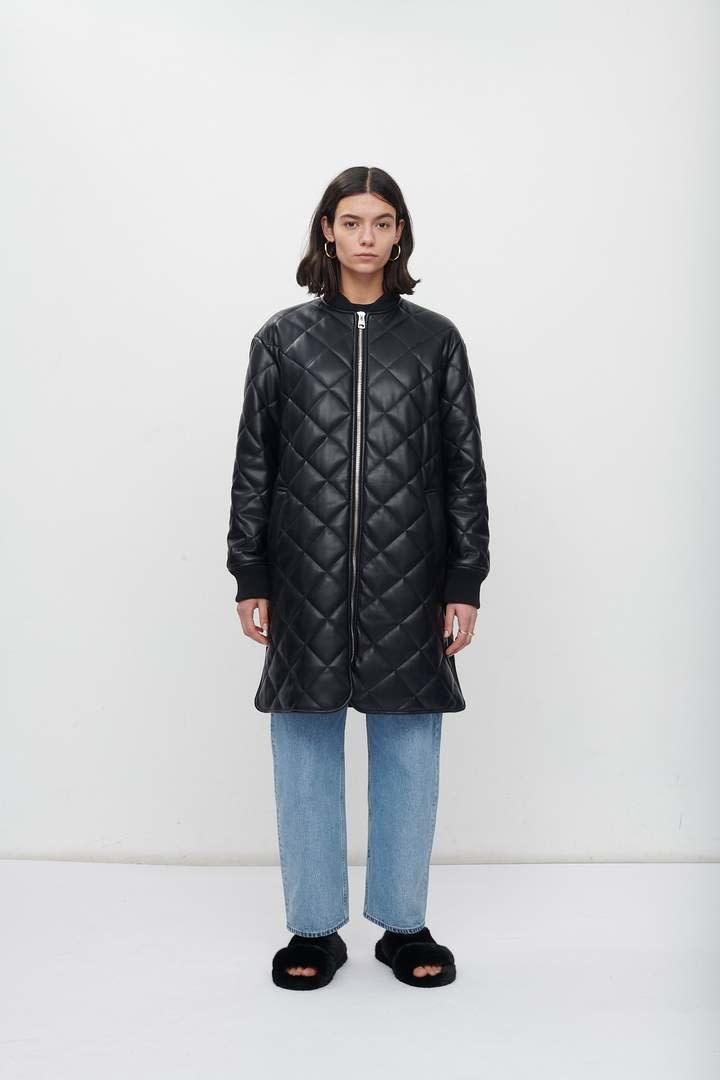 Belinda coat Jakke-1
