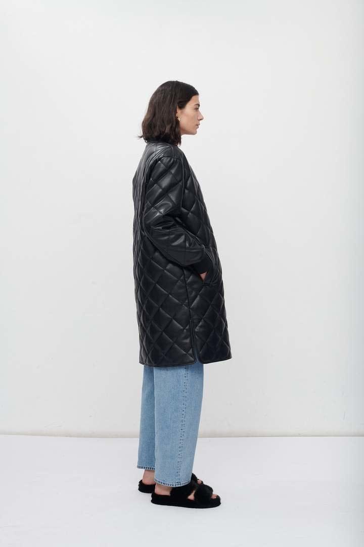 Belinda coat Jakke-2