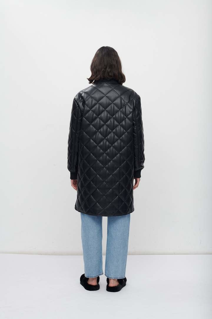 Belinda coat Jakke-3