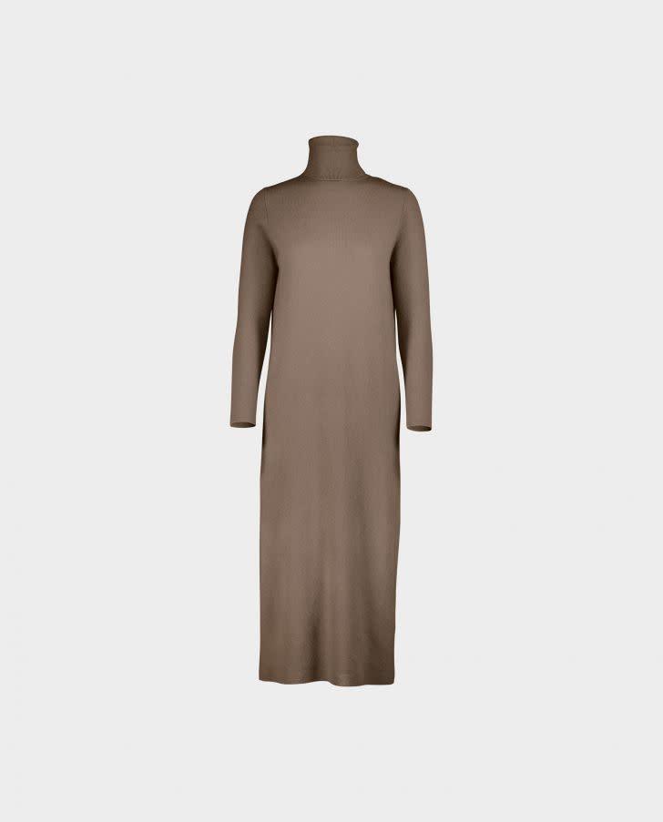 turtleneck dress Allude 17015-2