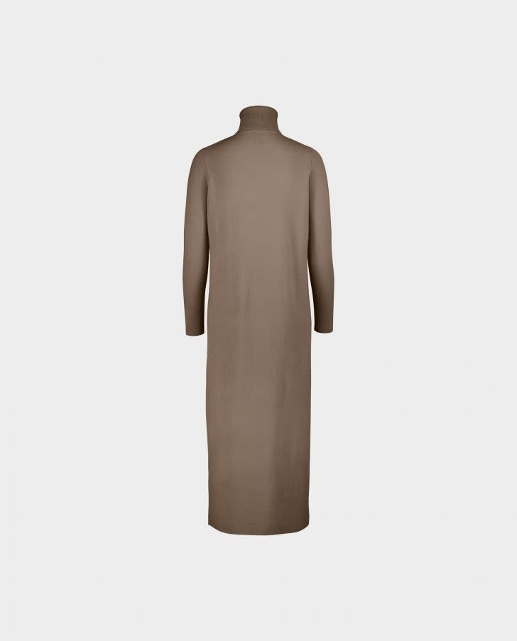 turtleneck dress Allude 17015-3