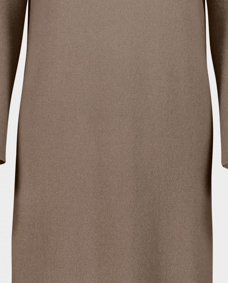 turtleneck dress Allude 17015-4