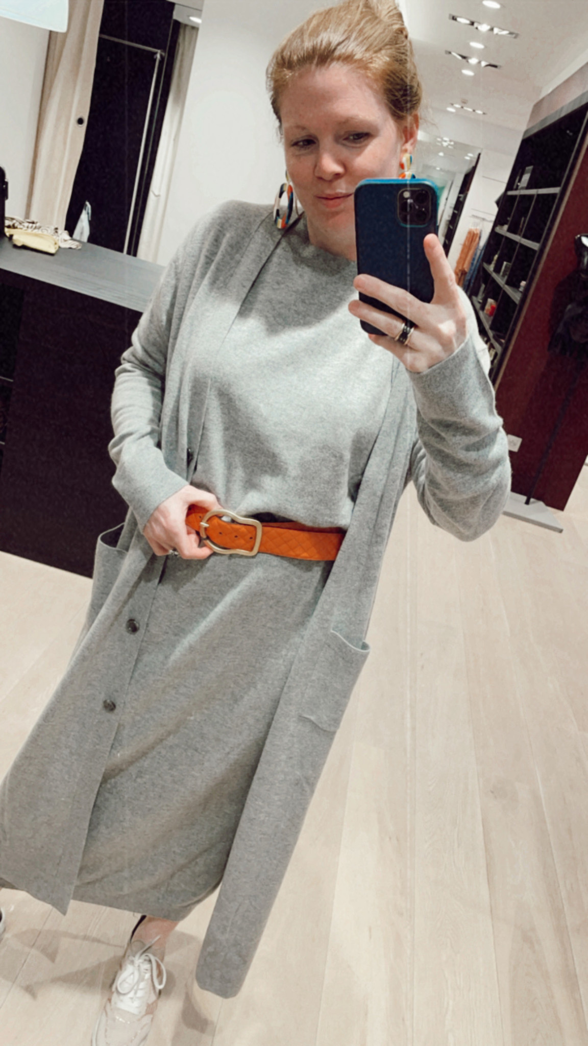 long cardigan Allude 17017-3