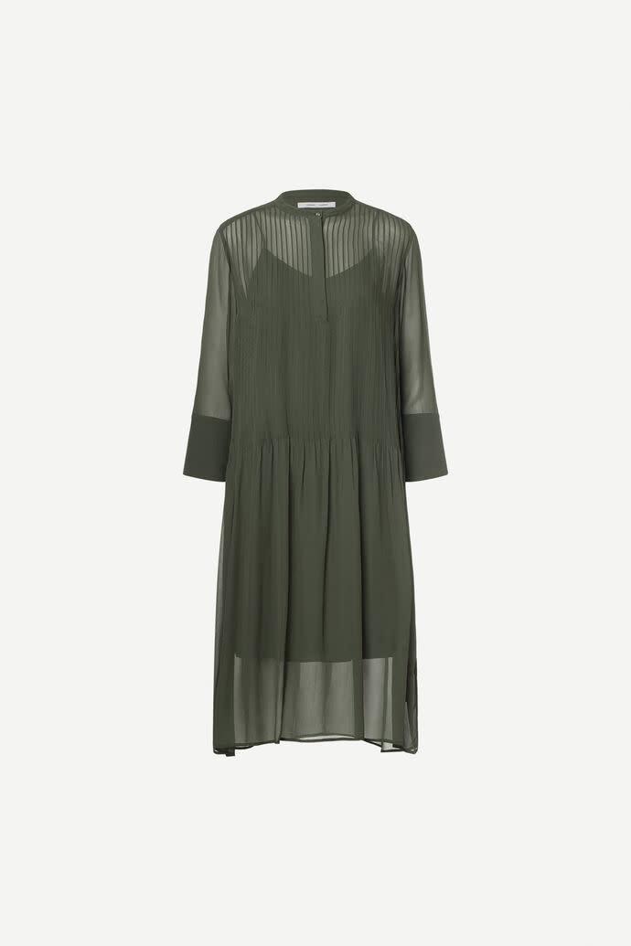 Elm shirt dress Samsoe-3
