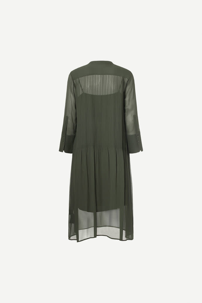 Elm shirt dress Samsoe-4