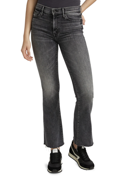 Weekender fray jeans Mother