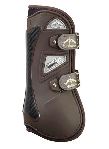 Veredus Carbon Gel Velcro Front Brown