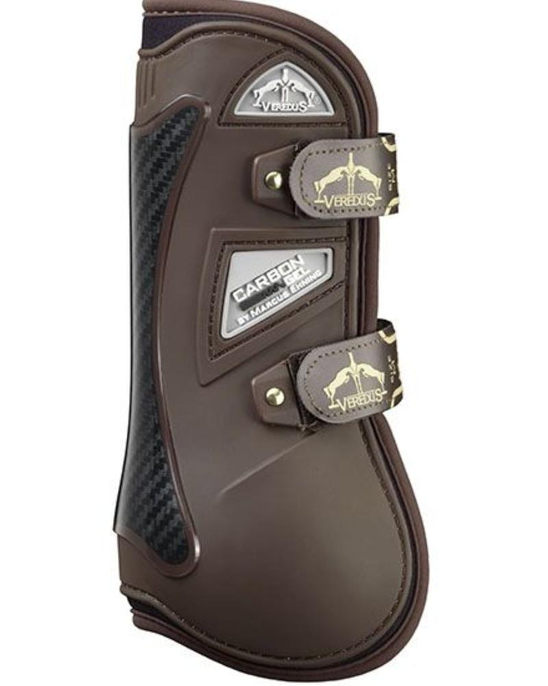 Veredus Veredus Carbon Gel Velcro Front Brown
