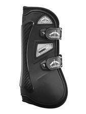 Veredus Carbon Gel Velcro Front Black