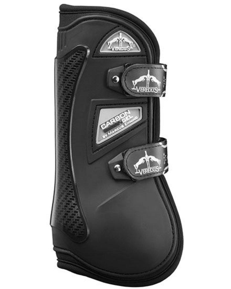 Veredus Veredus Carbon Gel Velcro Front Black