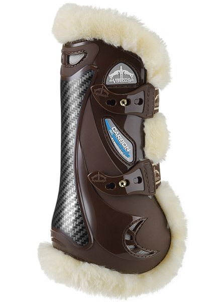 Veredus Carbon Gel Vento Save the Sheep Front Brown