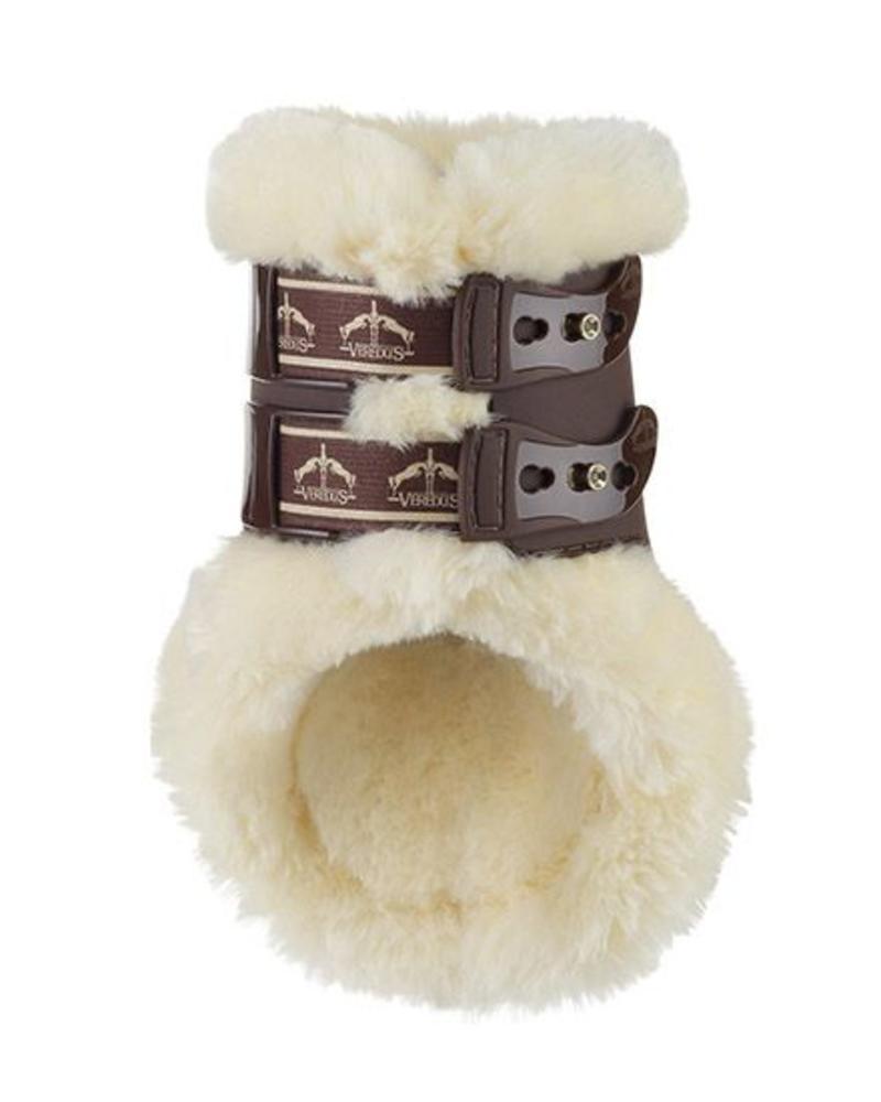 Veredus Veredus Carbon Gel Vento Save the Sheep Rear Brown