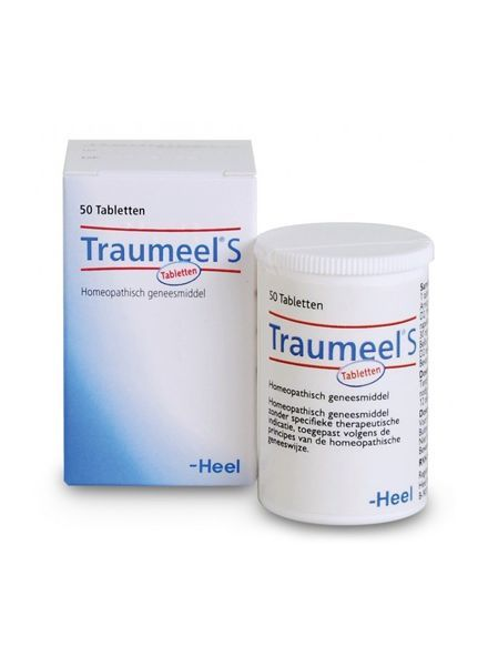 Sectolin Traumeel S Tablets 250st