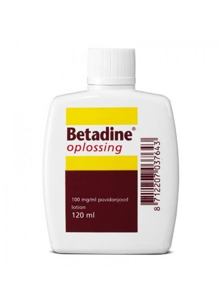 Sectolin Betadine Solute