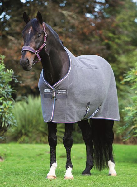 Horseware Rambo Deluxe Fleece Navy