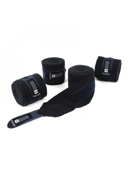 Equiline Polo Fleece Bandages Set 4 PCS