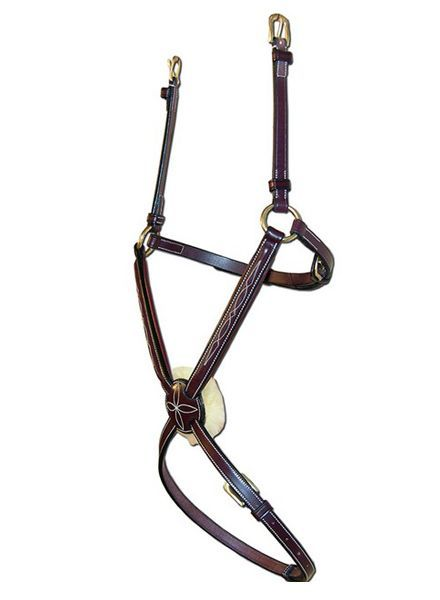 Dy'on Mexican Noseband Black