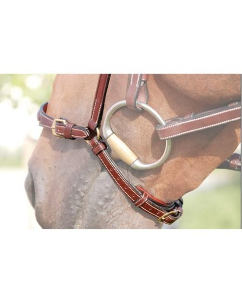 Dy'on Drop Noseband Brown