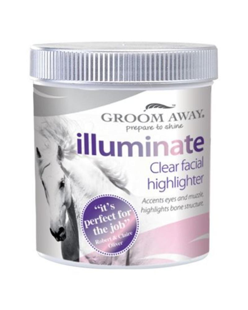 Groom Away Illuminate Clear Highlight