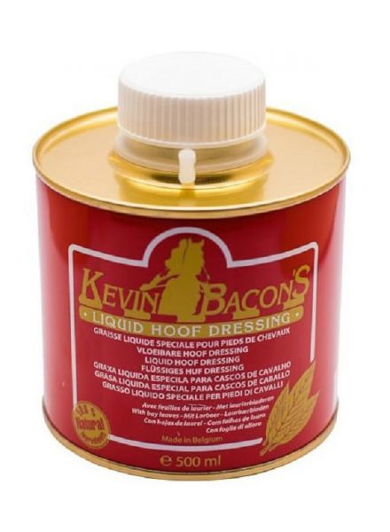 Kevin Bacon's Liquid Hoofdressing
