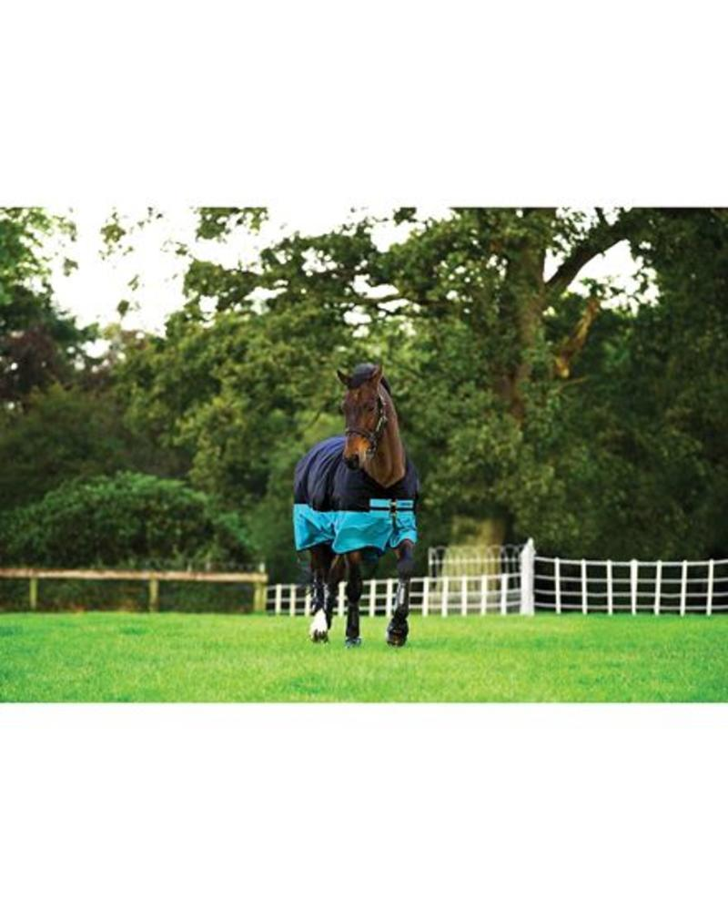 Horseware Mio T/O Med Black&Turq