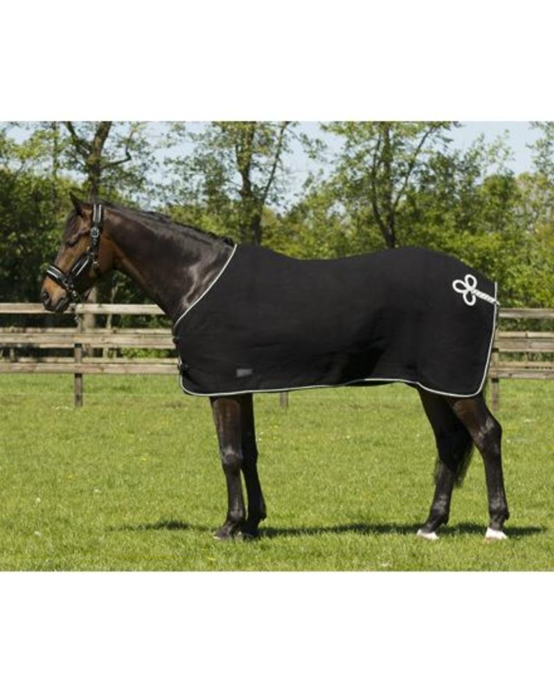 QHP QHP Wool rug with ornament