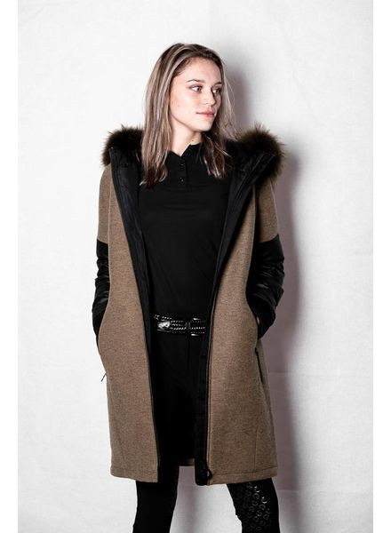 Goldbergh Lana Fur Coat