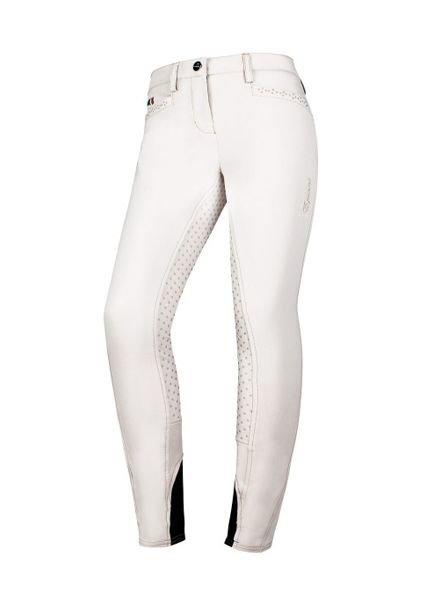 Equiline Girl's Breeches Full Grip Clodette