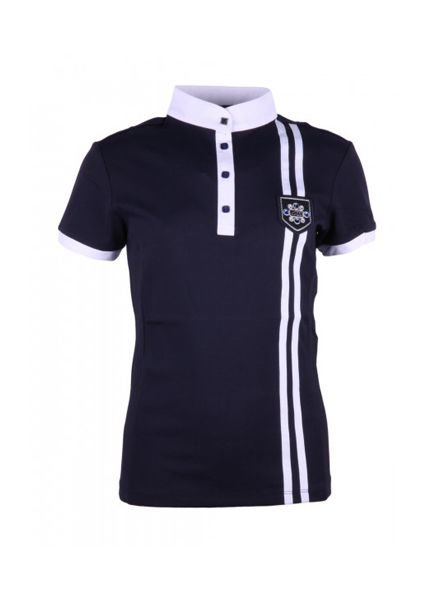 Equiline Girl's Competition Polo Jamila