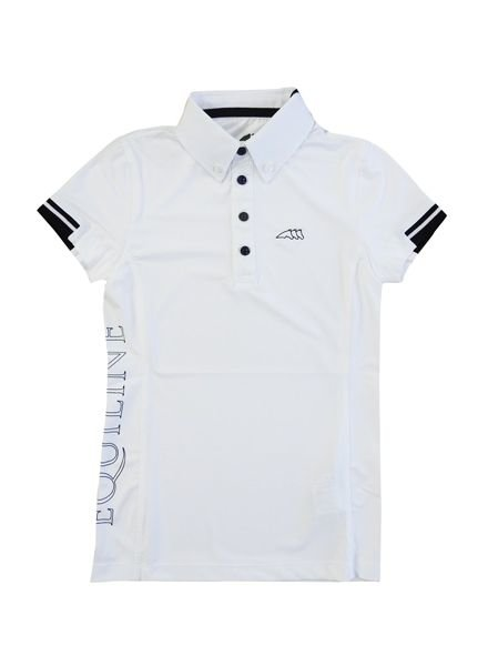 Equiline Boy's Polo  Competition S/S Vanny
