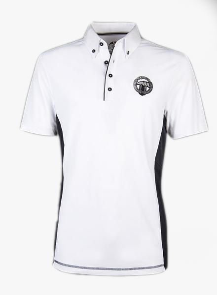 Equiline Boy's Polo Shirt Competition S/S Zac