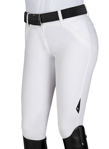 Equiline Riding Breeches Knee Grip X Shape