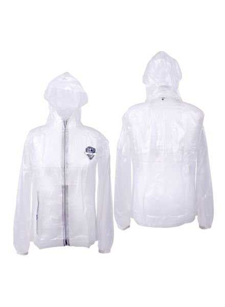 QHP Raincoat Transparant