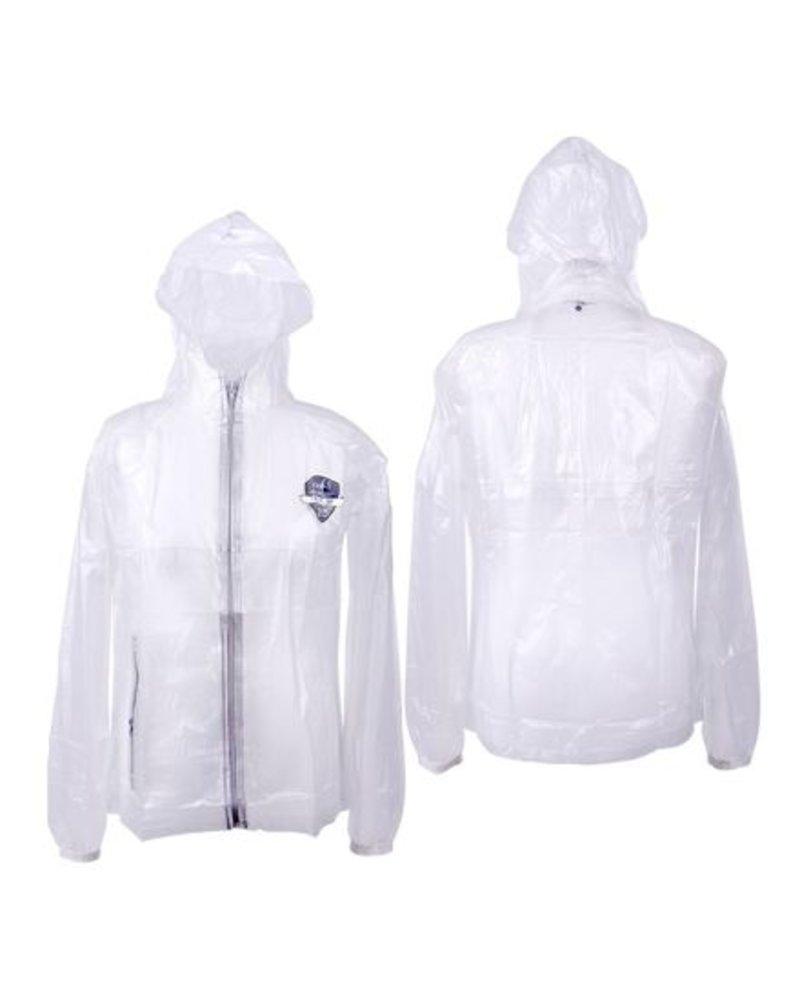 QHP QHP Raincoat Transparant