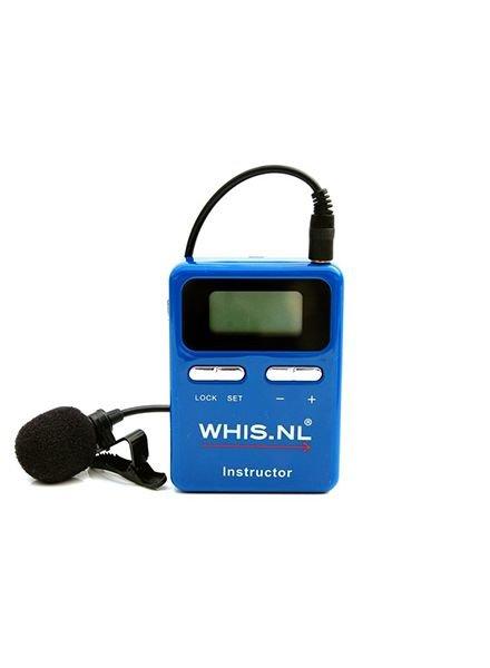 WHIS Original - Transmitter