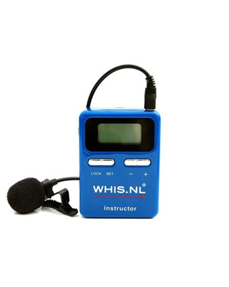 WHIS WHIS Original Instructionset - Transmitter