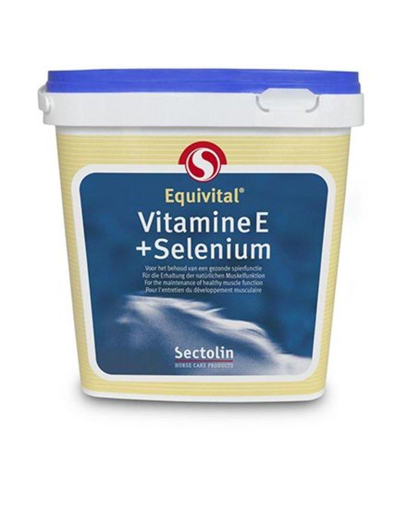 Sectolin Sectolin Equivital Vitamin E + Selenium