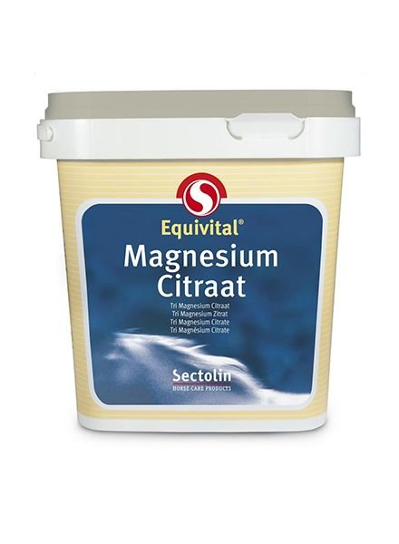 Sectolin Equivital Magnesium Citraat