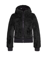 Goldbergh Sunna Jacket Faux Fur Zwart